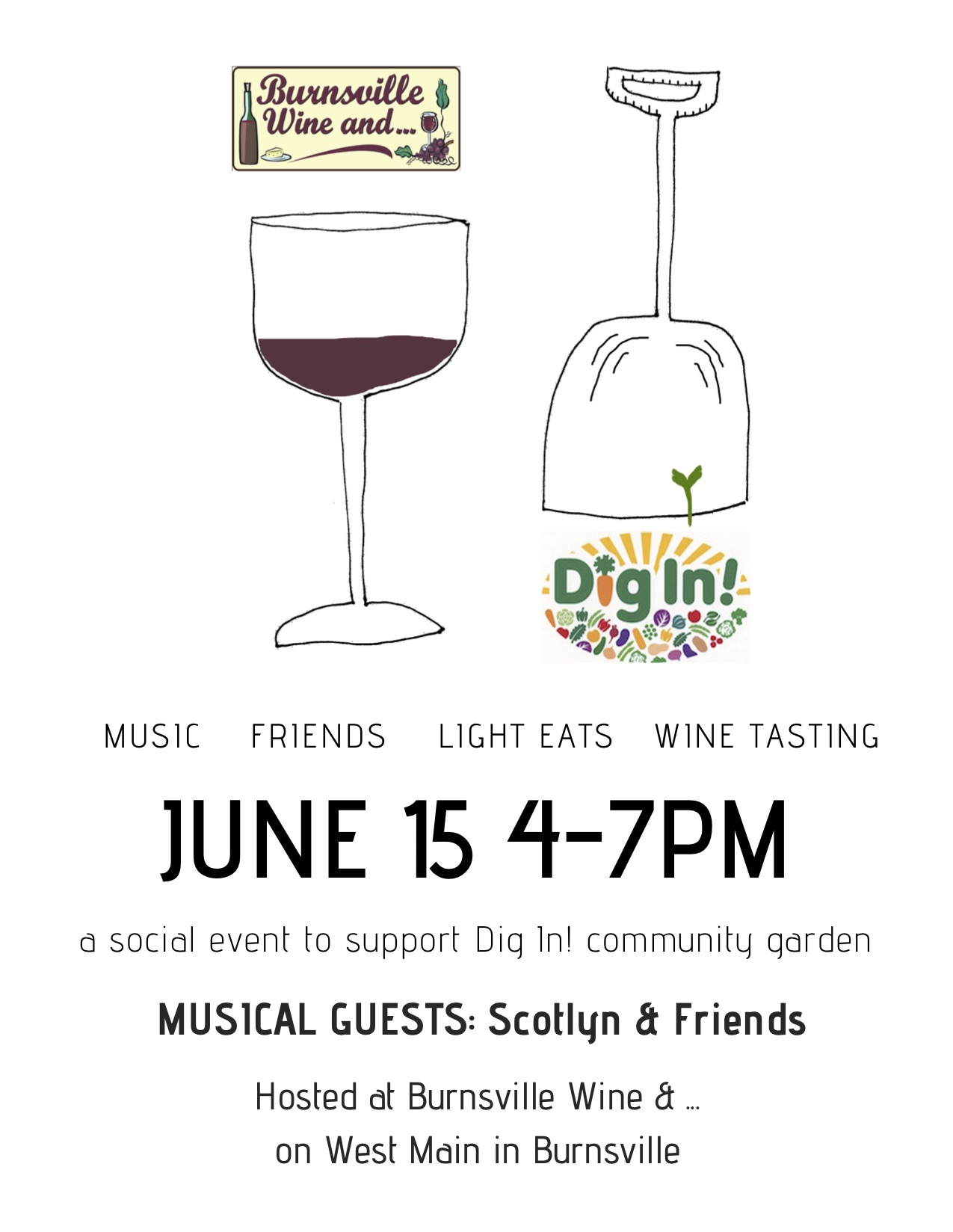 Join us on June 15th from 4-7 PM-2